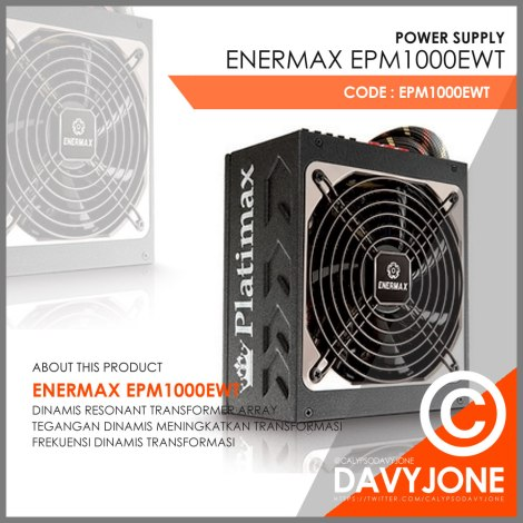 Power Supply Enermax EPM1000EWT